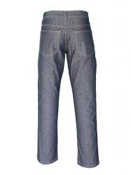 Calça Jeans com Cós Inteiro