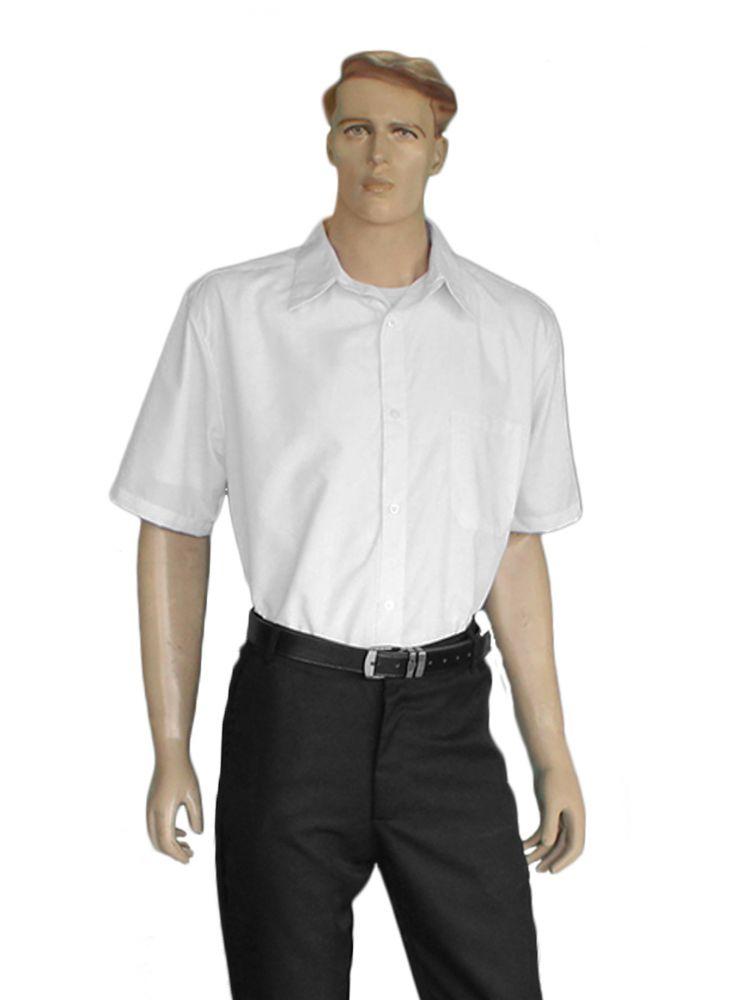 f7a60f122 Confecção Borges - Loja Virtual - Camisa Social Branca