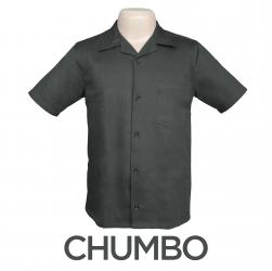 Camisa Brim Manga Curta