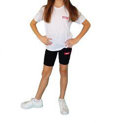 Bermuda Cotton Lycra Feminina Adolescente  SESI