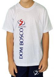 Camiseta Manga Curta Dom Bosco Cidade Alta