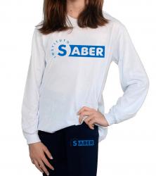 Camiseta Manga Longa Saber