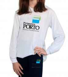 Camiseta Manga Longa 1º Porto