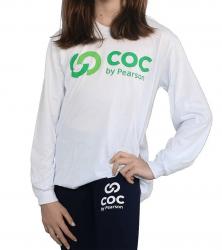 Camiseta Manga Longa COC