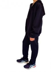 Jaqueta de Moletom COC