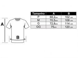 Camiseta Branca SENAI